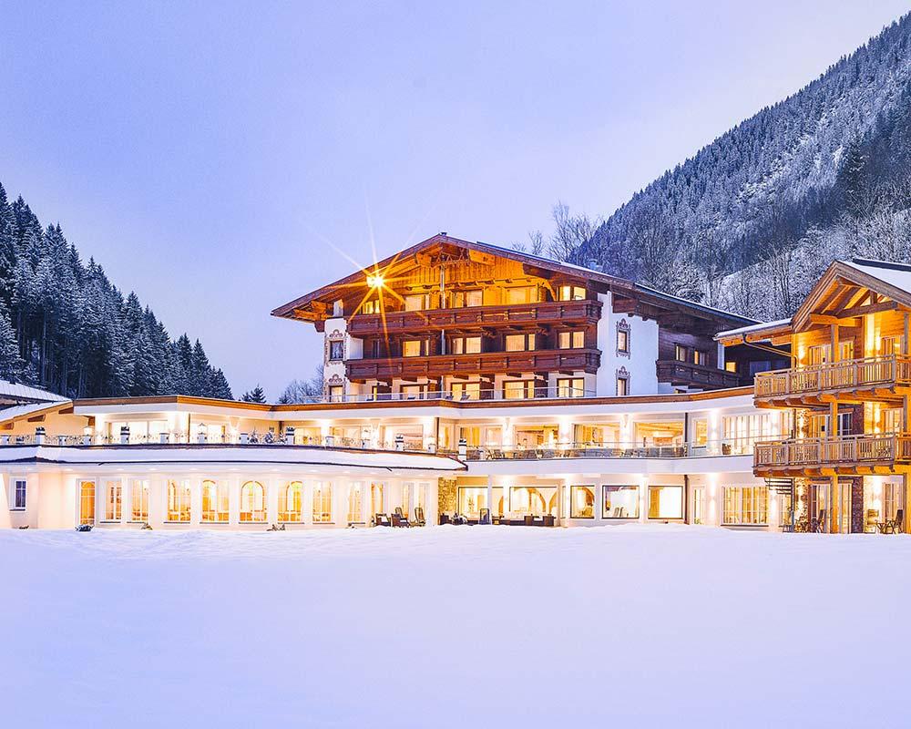 pure Altitude Österreich Austria Vitalhotel Edelweiss